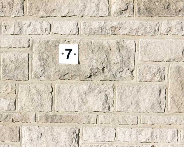 Portland Hand dressed Walling stone